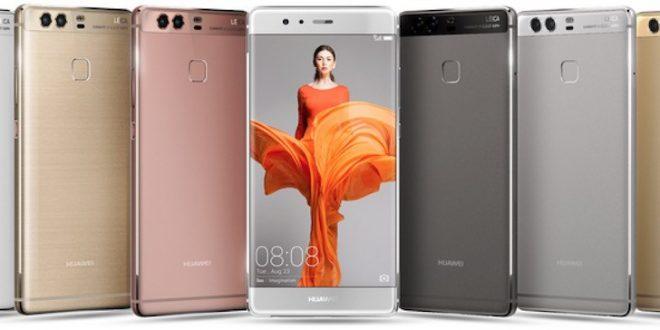Huawei P9 и Р9 Plus