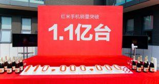 Vacaciones - Xiaomi vendió 110 millones de teléfonos Redmi