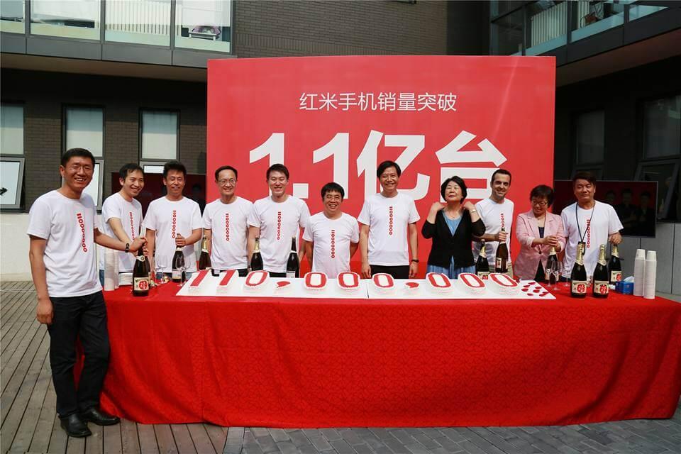 Праздник - Xiaomi продали 110 миллионов телефонов Redmi
