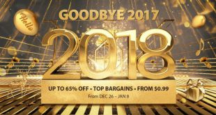 GearBest 2018 Новогодняя распродажа