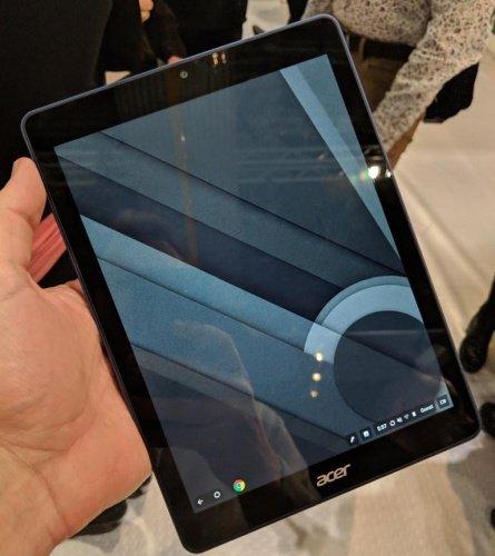 Планшет Acer Chrome OS