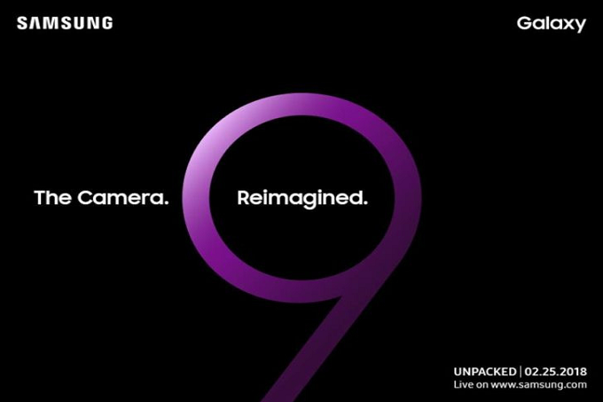 Samsung Galaxy Unpacked 2018 для Galaxy S9 и Galaxy S9+