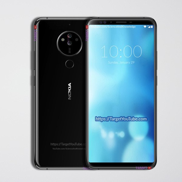 Nokia 10 Render