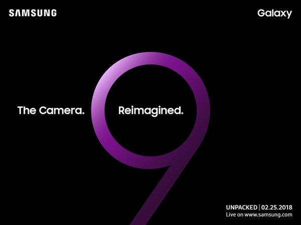 Запуск Samsung Galaxy S9