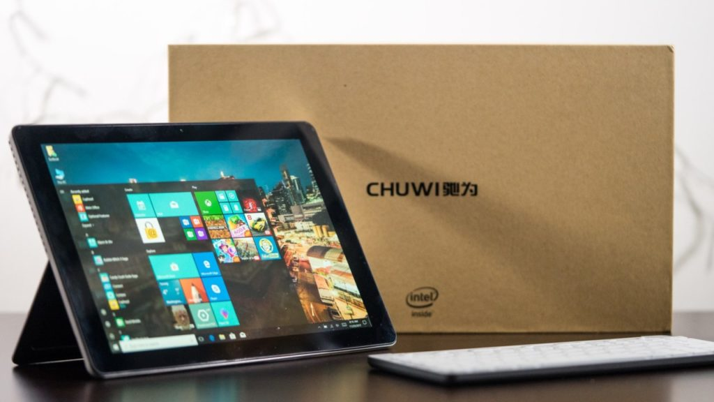 Chuwi SurBook 2-In-1 Tablet PC всего за $244,89