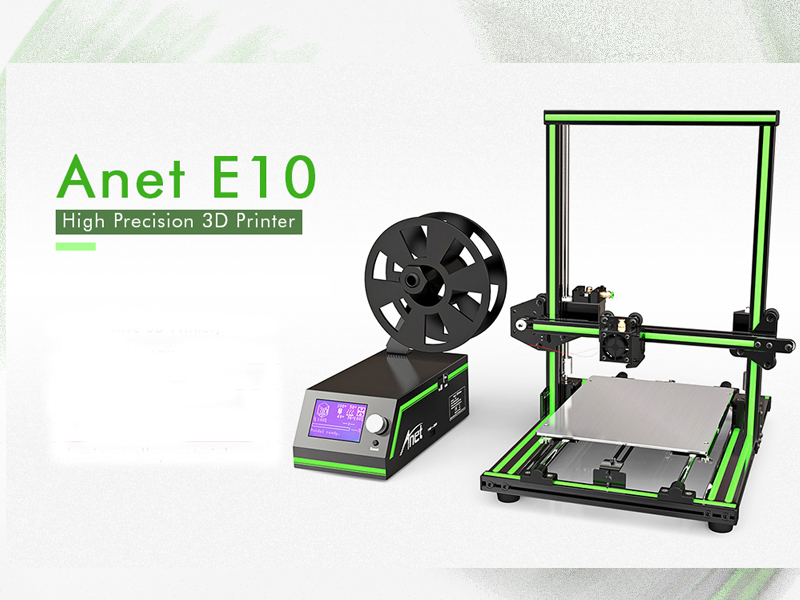 Comprar 3D-impresora EleLight Anet E10 solo dólar de EE.UU. 343,99 ...