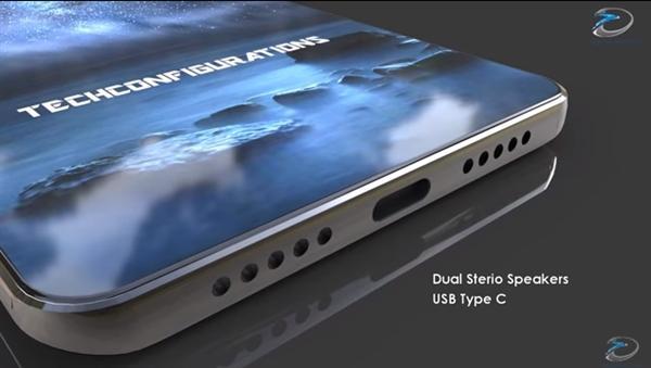 Концепция Nokia 10 предоставляет внешние динамики