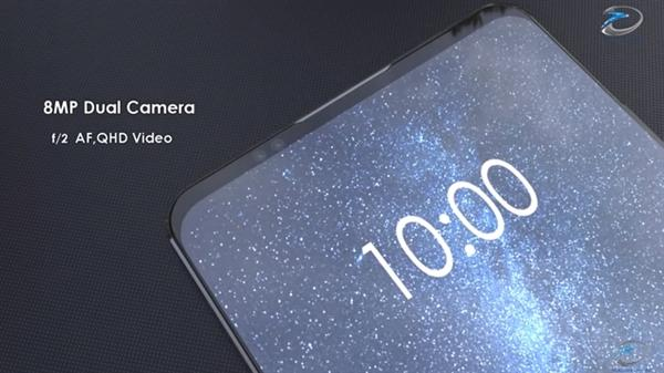 Концепция Nokia 10 делает переднюю камеру