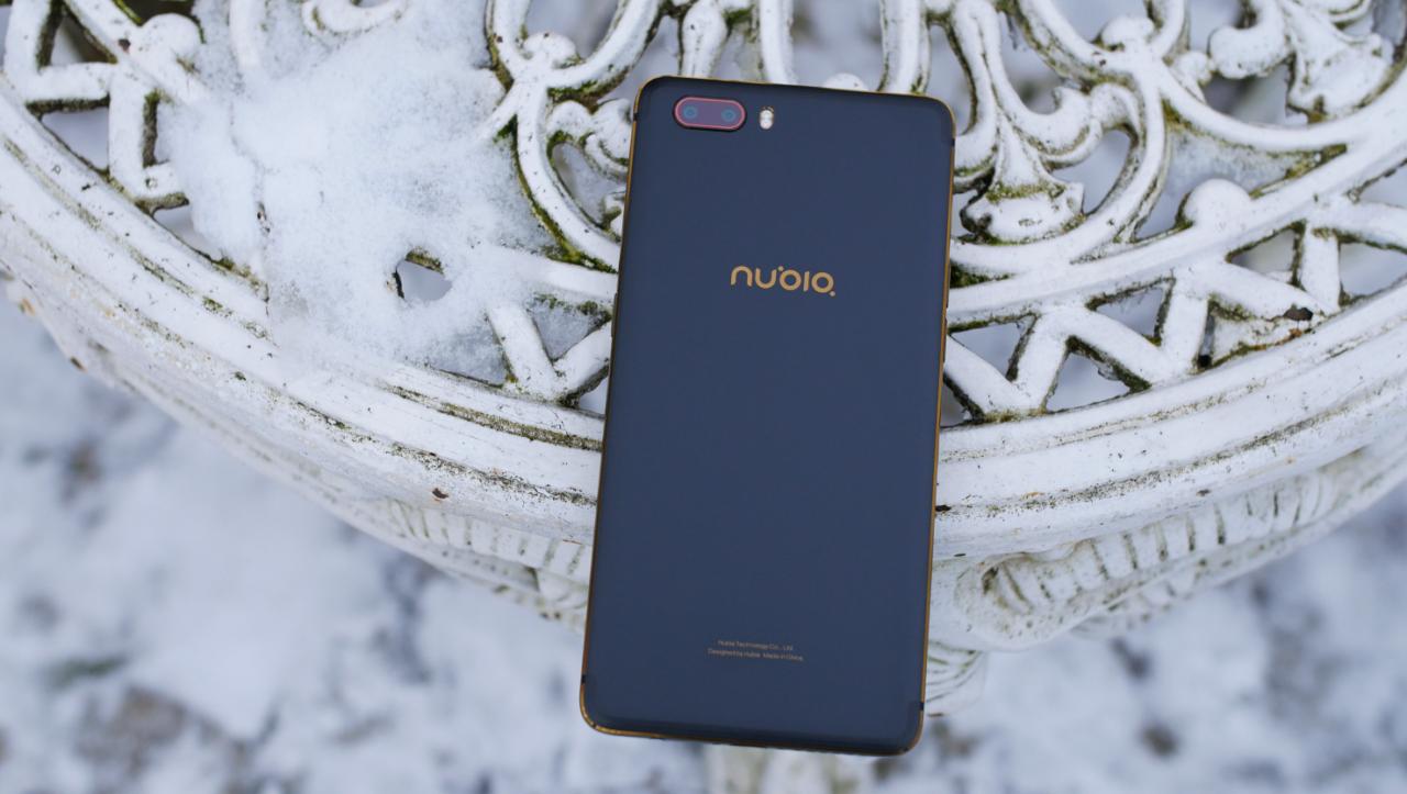Смартфон ZTE Nubia M2 всего за $163,79