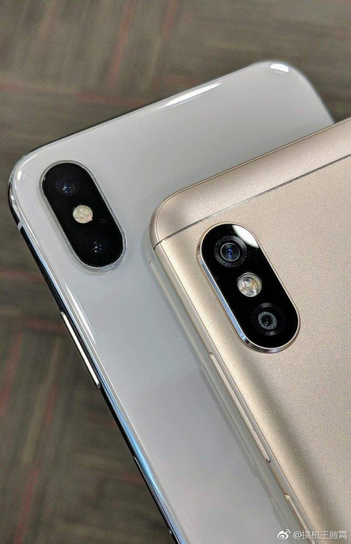 Redmi Note 5 Pro Rear Image