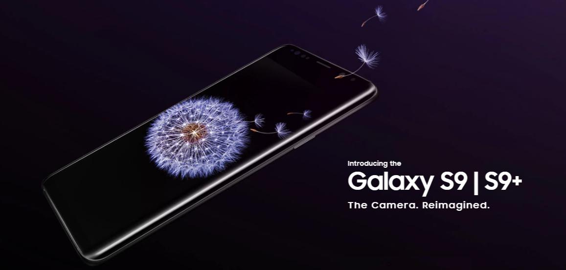 Galaxy S9 Intro