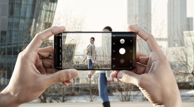 Галактическая камера S9