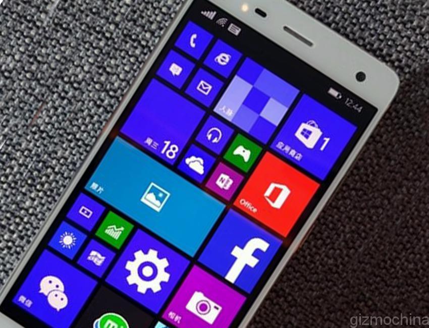 Xiaomi Mi4 Mi Примечание 4 Windows 10 Microsoft Скачать новую конференцию
