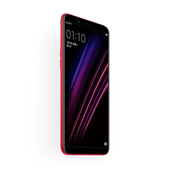 OPPo A1 Cherry Red