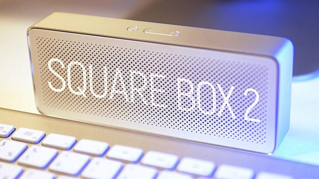 Bluetooth-динамик Xiaomi Square Box 2