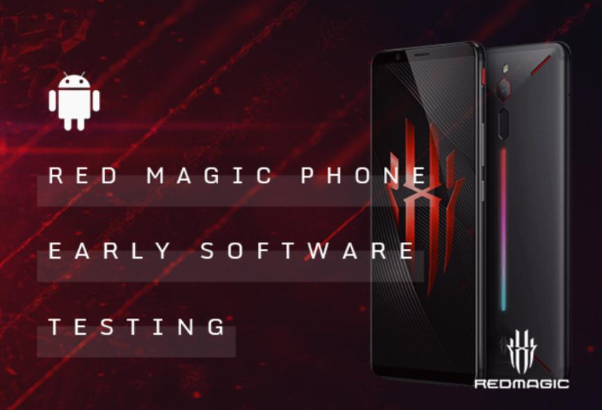 Красный волшебный телефон