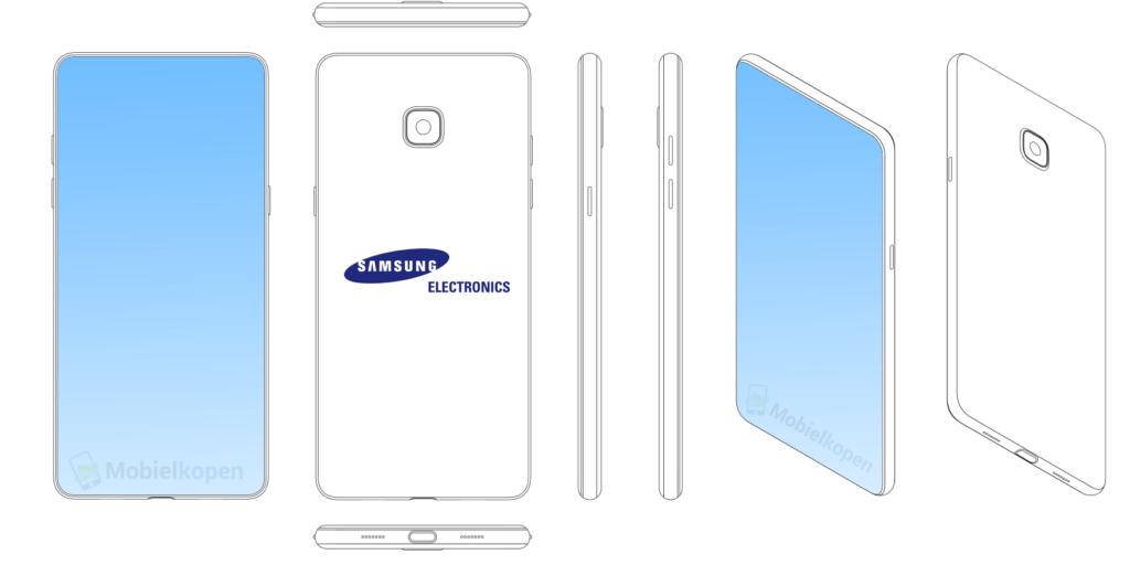 Samsung без дисплея