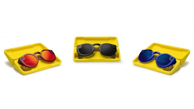 5077ee2355a4b7 2-ste Gen Snapchat Spectacles voegt waterdichtheid