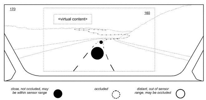 Apple Самостоятельный автомобильный патент