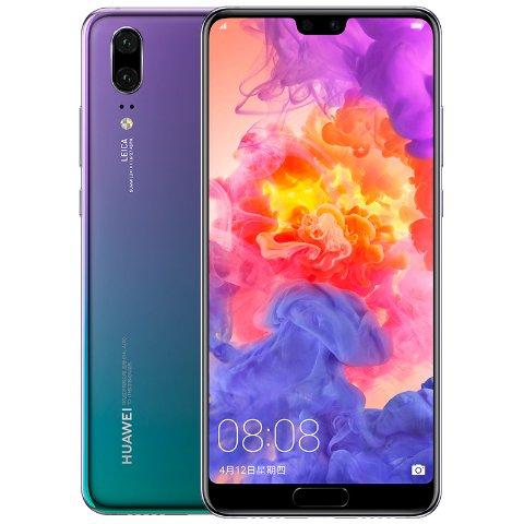 Huawei P20 Aurora Color