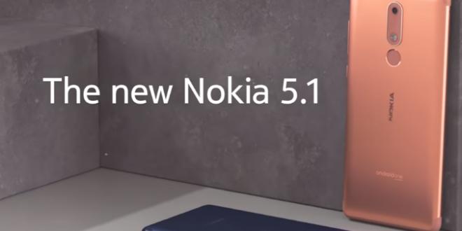 Nokia 5 1 and Nokia 3 1 are official: 18: 9 displays, MediaTek SoCs