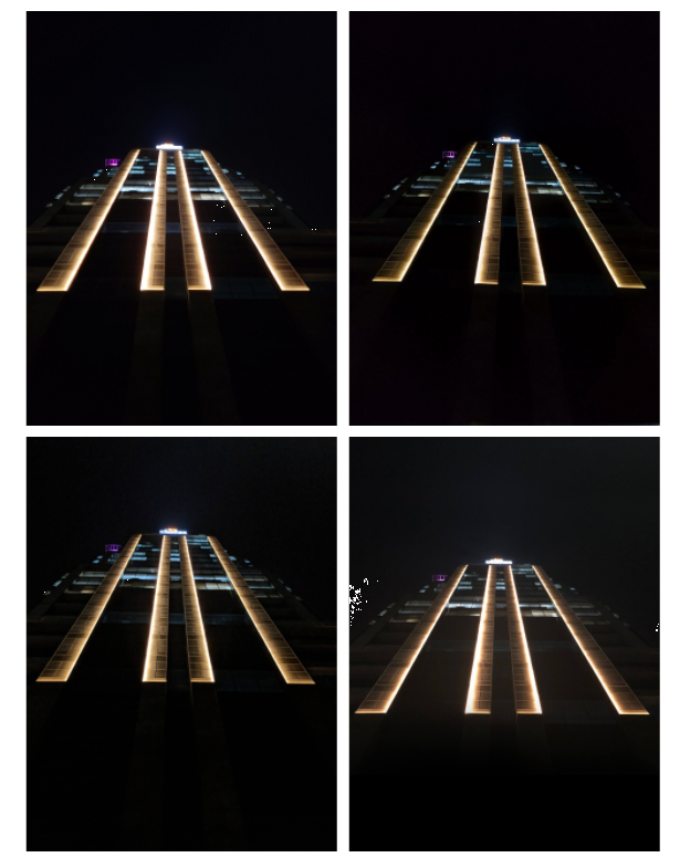 OnePlus 6 Съемка камеры с низким освещением
