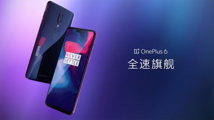 OnePlus 6 China Einführung