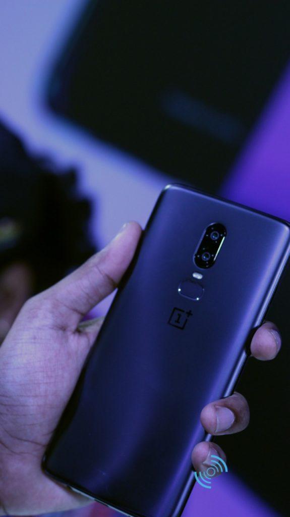 OnePlus 6 Руки на 13