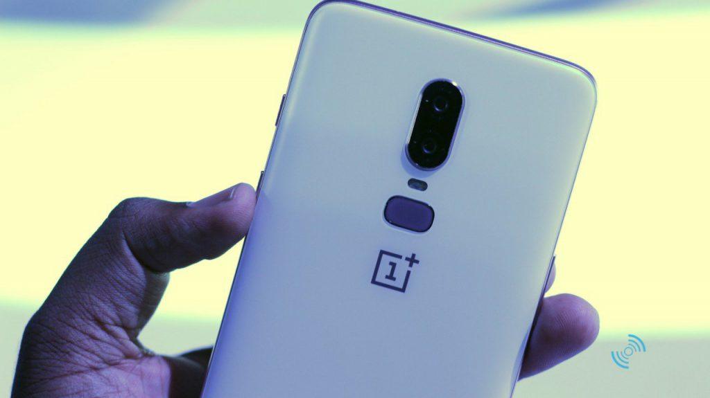 OnePlus 6 Silk White Hands On 12