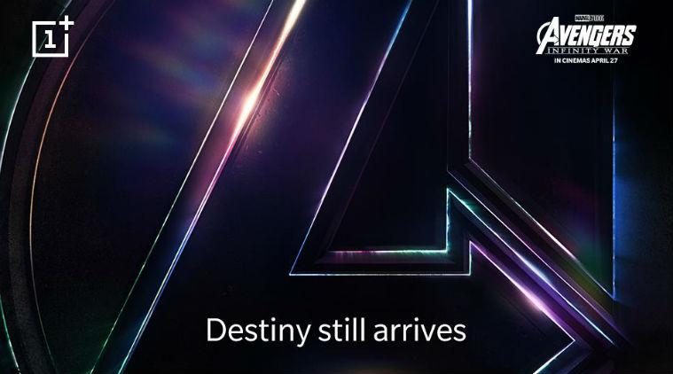 """Предзаказ OnePlus 6 """"The Avengers"""""""