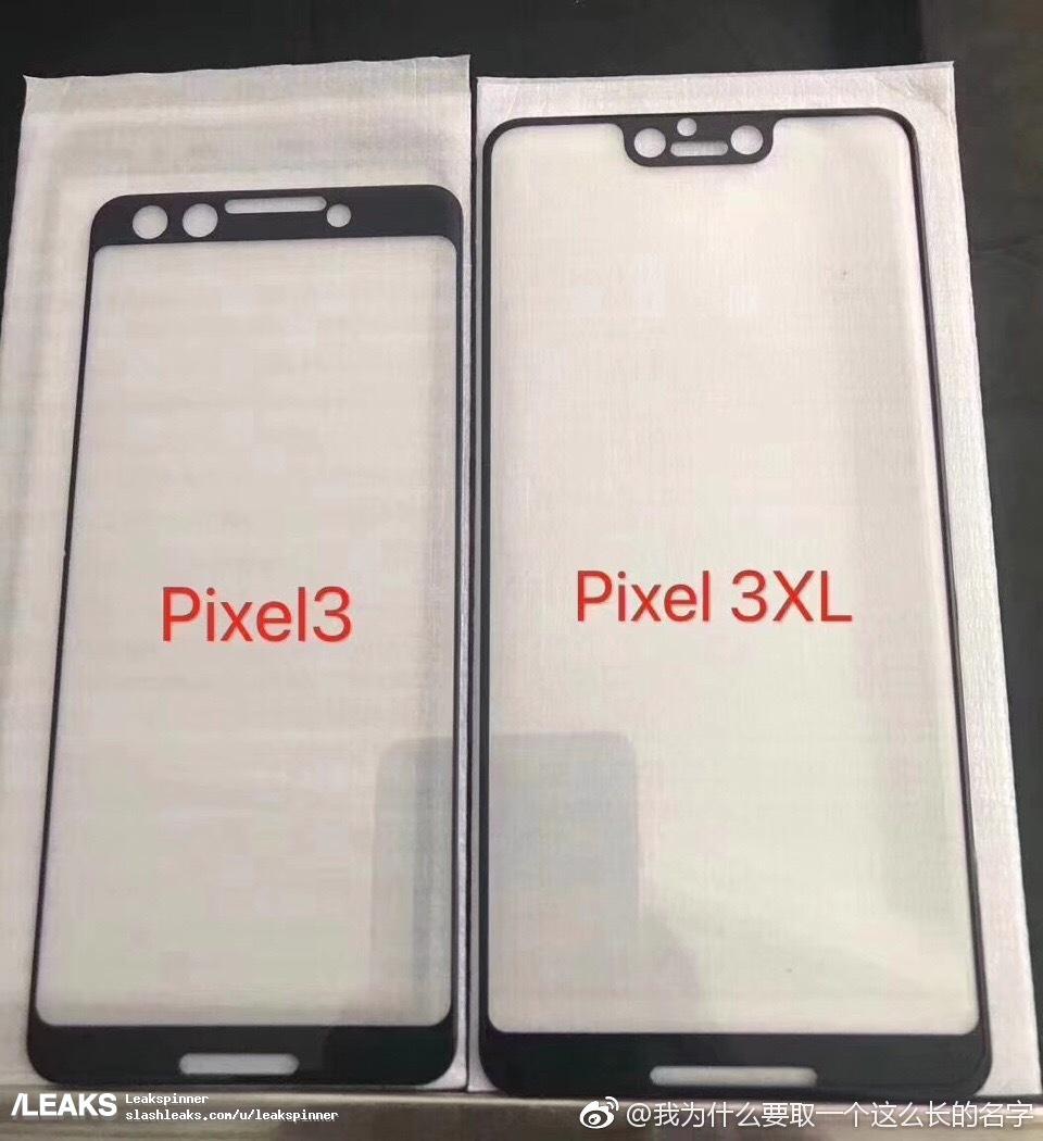 Pixel 3 и Pixel 3 XL закаленное стекло