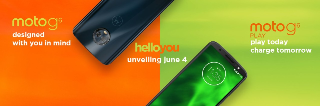 Moto G6, G6 Play India Launch