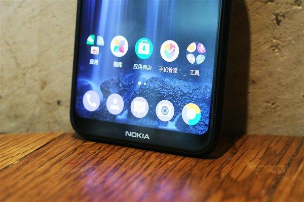 Unpacking Nokia X6