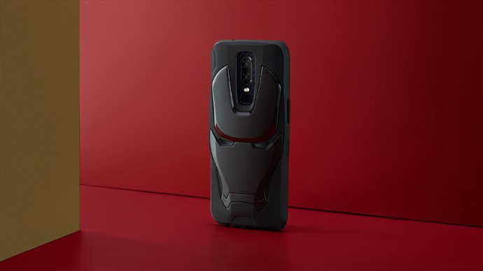 OnePlus 6 Marvel Avengers Limited Edition