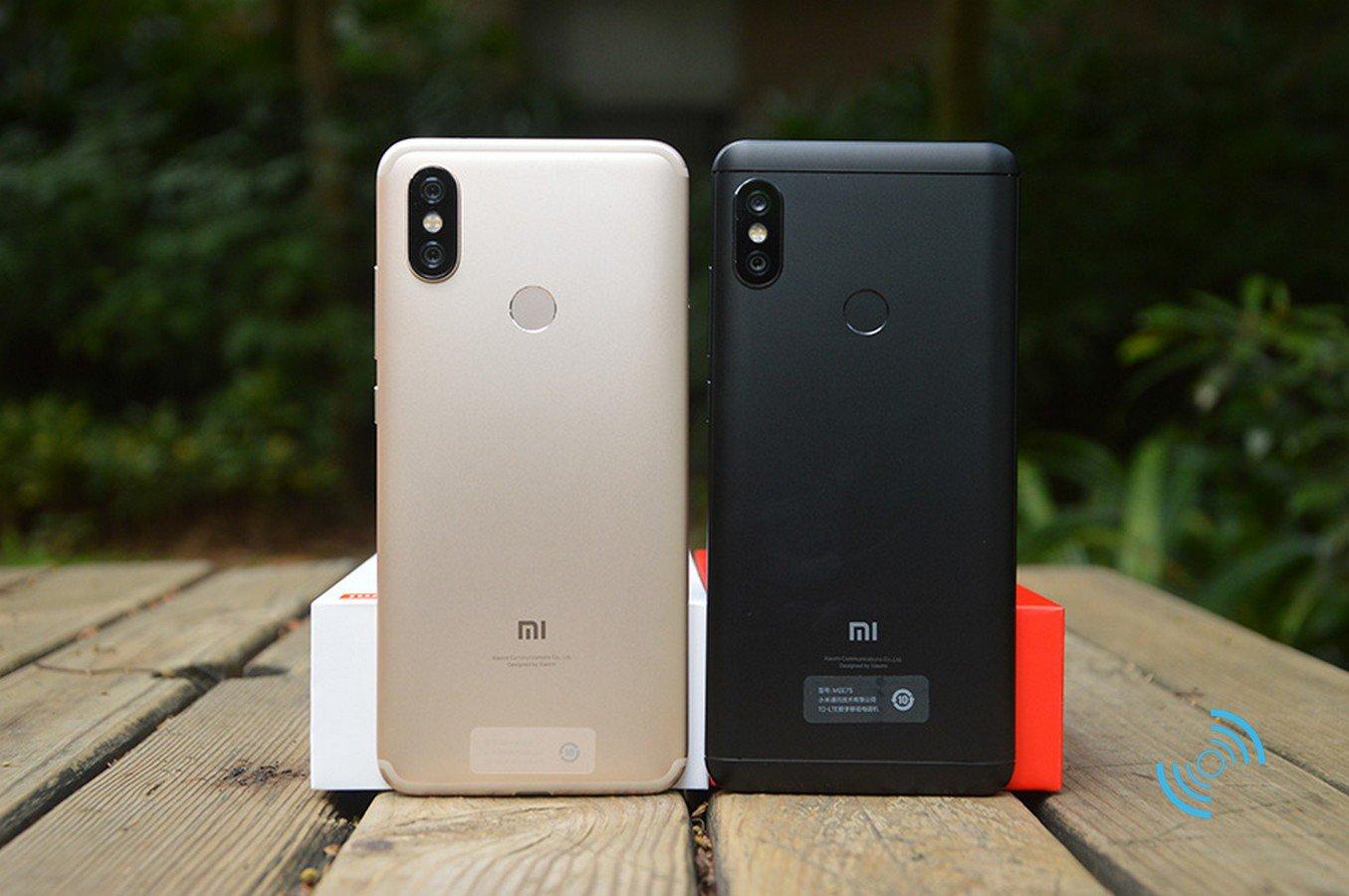 Xiaomi mi 6x contro redmi nota 5 cina camera shootout: fa mi 6x