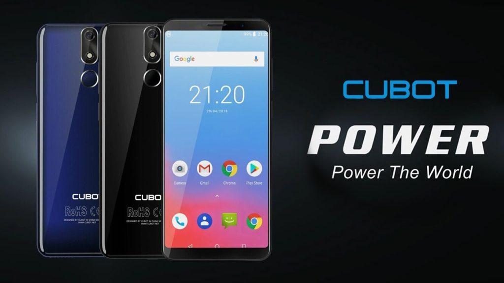 Смартфон Cubot Power отправляется на распродажу