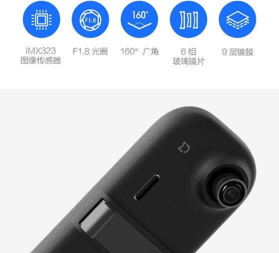 Характеристики камеры заднего вида Mirror Recorder