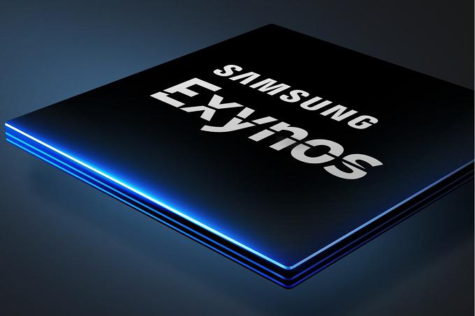Логотип Samsung Exynos