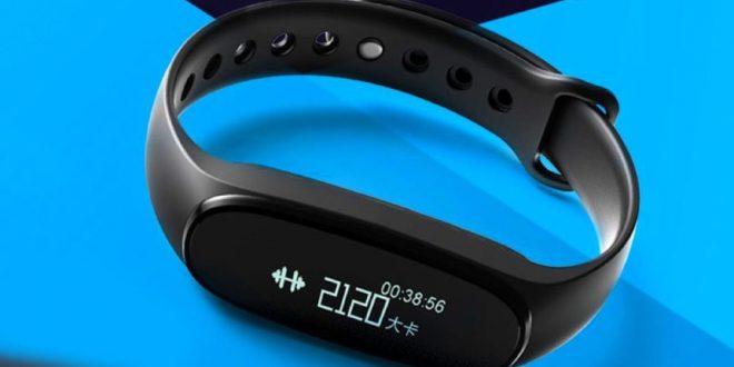 d50a2f2969288 سوار اللياقة البدنية Xiaomi Mi Band 3 Smart مقابل 33