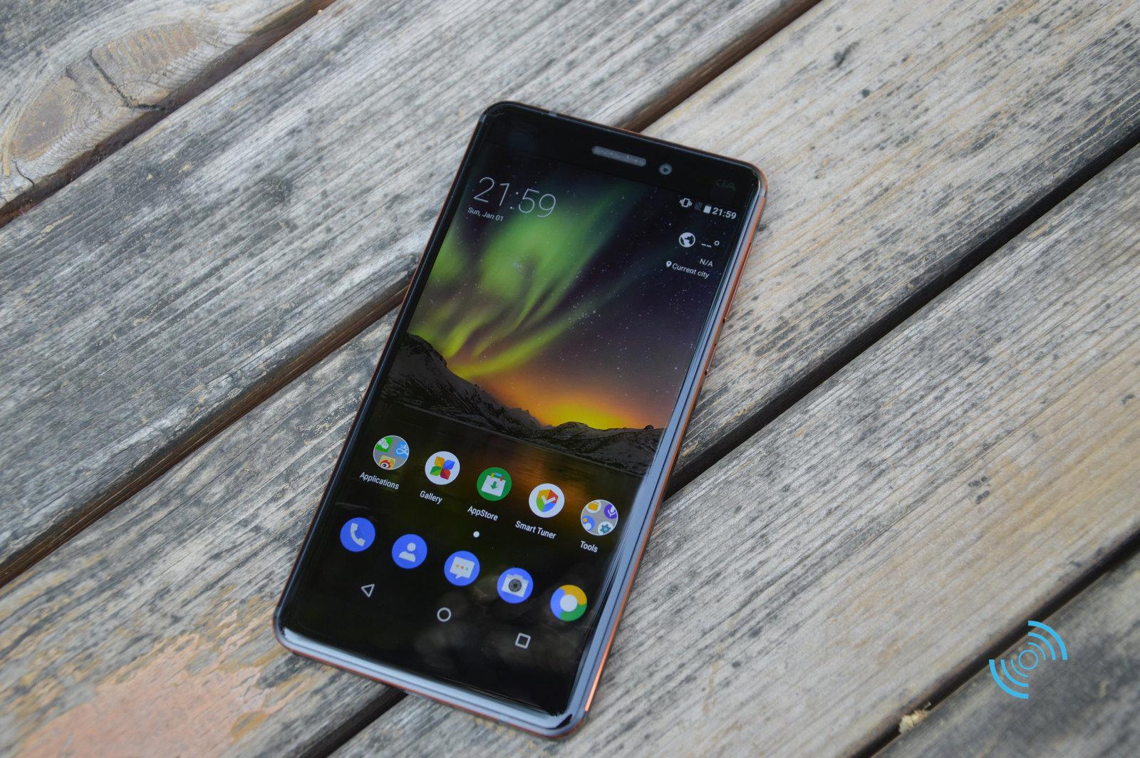 Nokia 6 2018 handson (1)