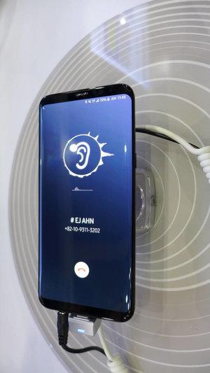 Samsung-звуко-дисплей-прототип