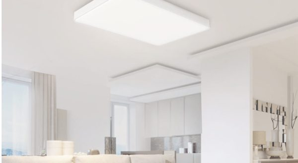 Prezzo Plafoniere Led Incasso : Xiaomi produce da incasso a led intelligente yelight pro premio