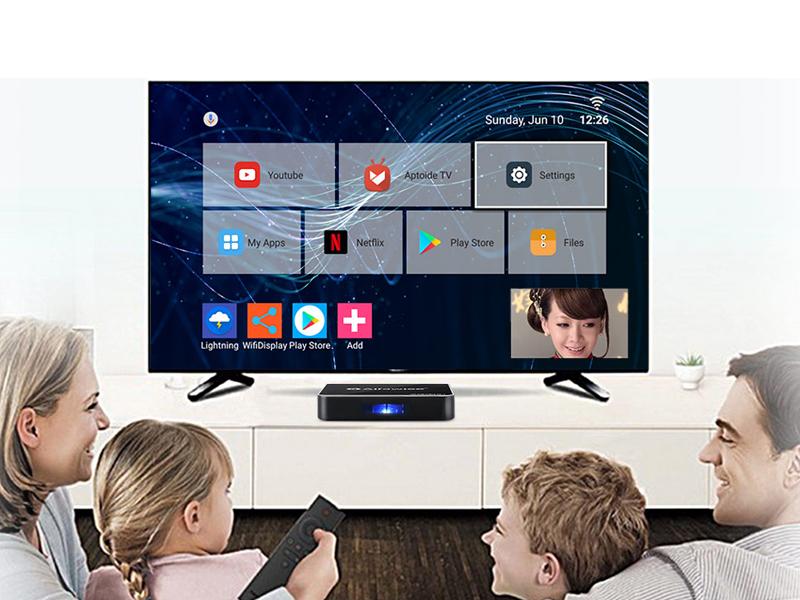 ТВ-приставка Alfawise A8 всего за $29.99