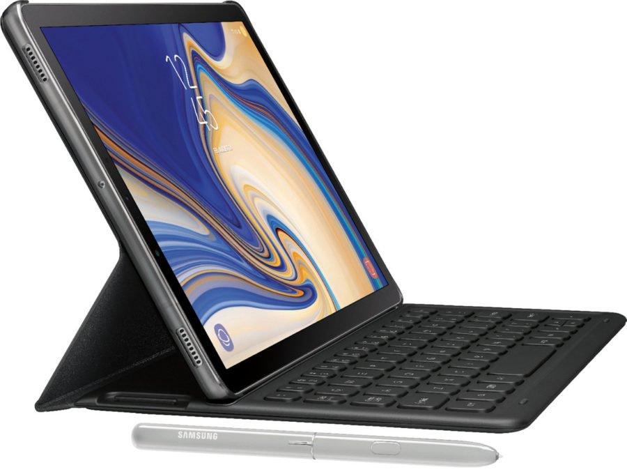 Вывод печати Galaxy Tab S4