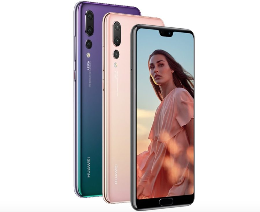 Smartphone Huawei P20 for only $ 559.99
