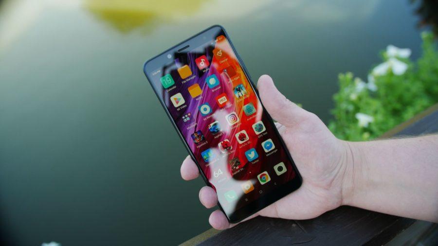 Смартфон Xiaomi Redmi Note 5 всего за 189,99 долларов!