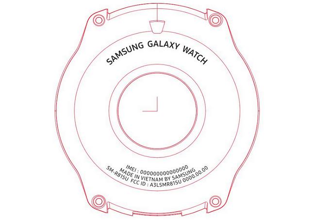 Samsung-Galaxy-Watch-получает-FCC-сертификации-поддержки-LTE-сервис из-все-четыре-основные-США N-носители
