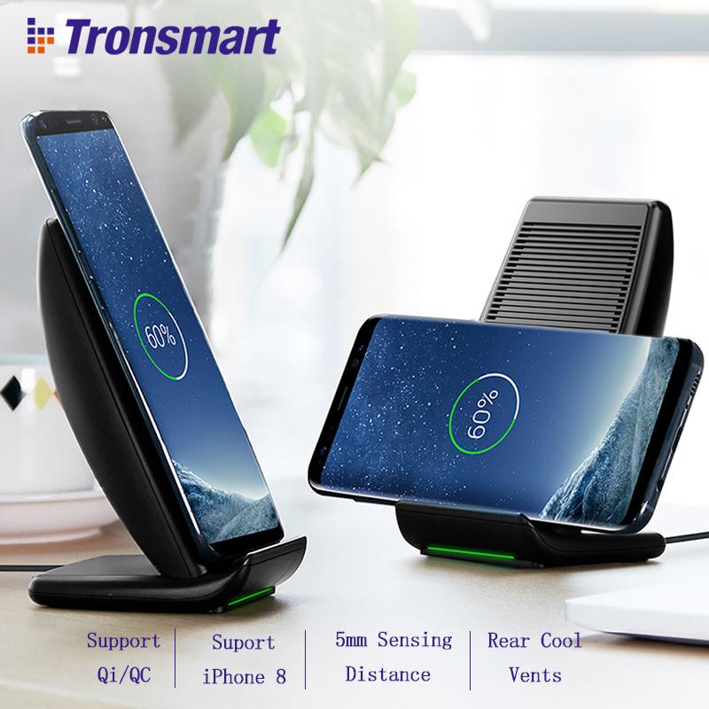 Распродажа беспроводной зарядки Tronsmart WC05
