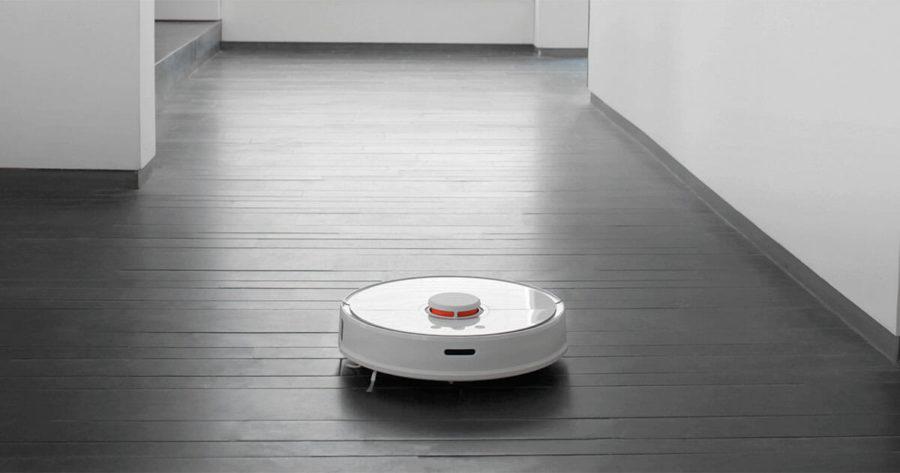 Aspirador de pó robô Xiaomi MiJia RoboRock S50 por apenas $ 409.99