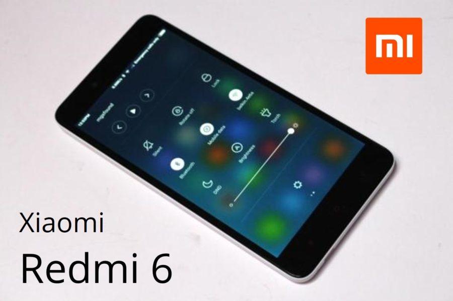 Xiaomi Redmire 6